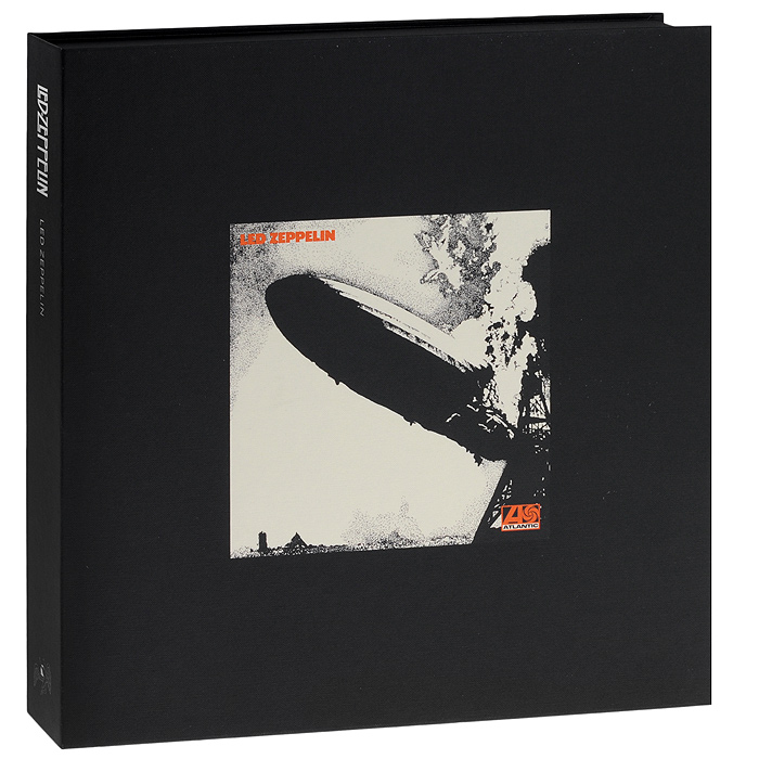 Led Zeppelin Led Zeppelin. Super Deluxe Edition (2 CD + 3 LP) led zeppelin – how the west was won 4 lp