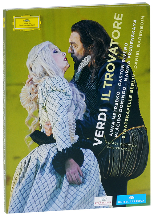Verdi: Il trovatore the berlin concert domingo netrebko villazon blu ray