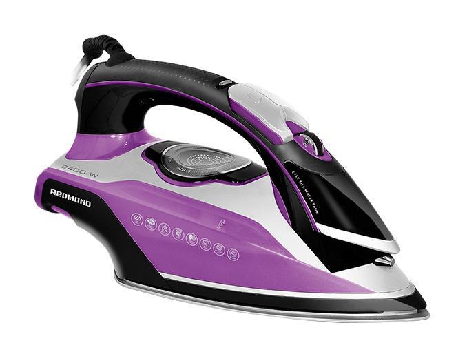Redmond RI-C218, Violet утюг redmond ri c218 violet утюг