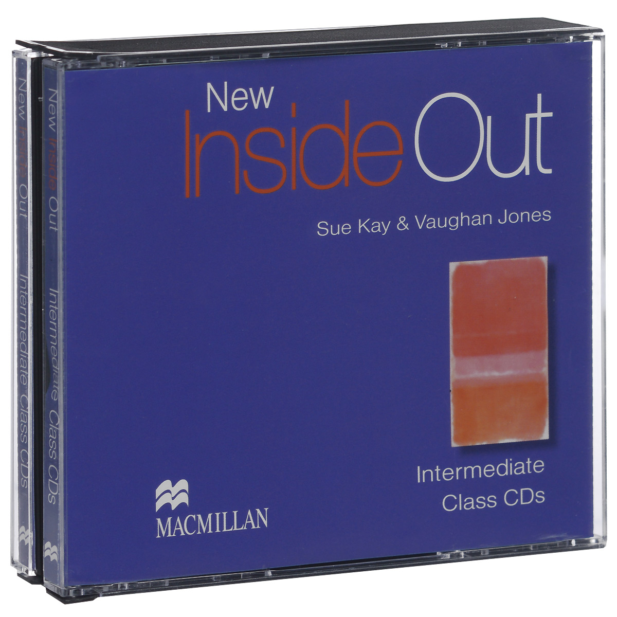 New Inside Out: Intermediate: Class CDs (аудиокурс на 3 CD) inside out