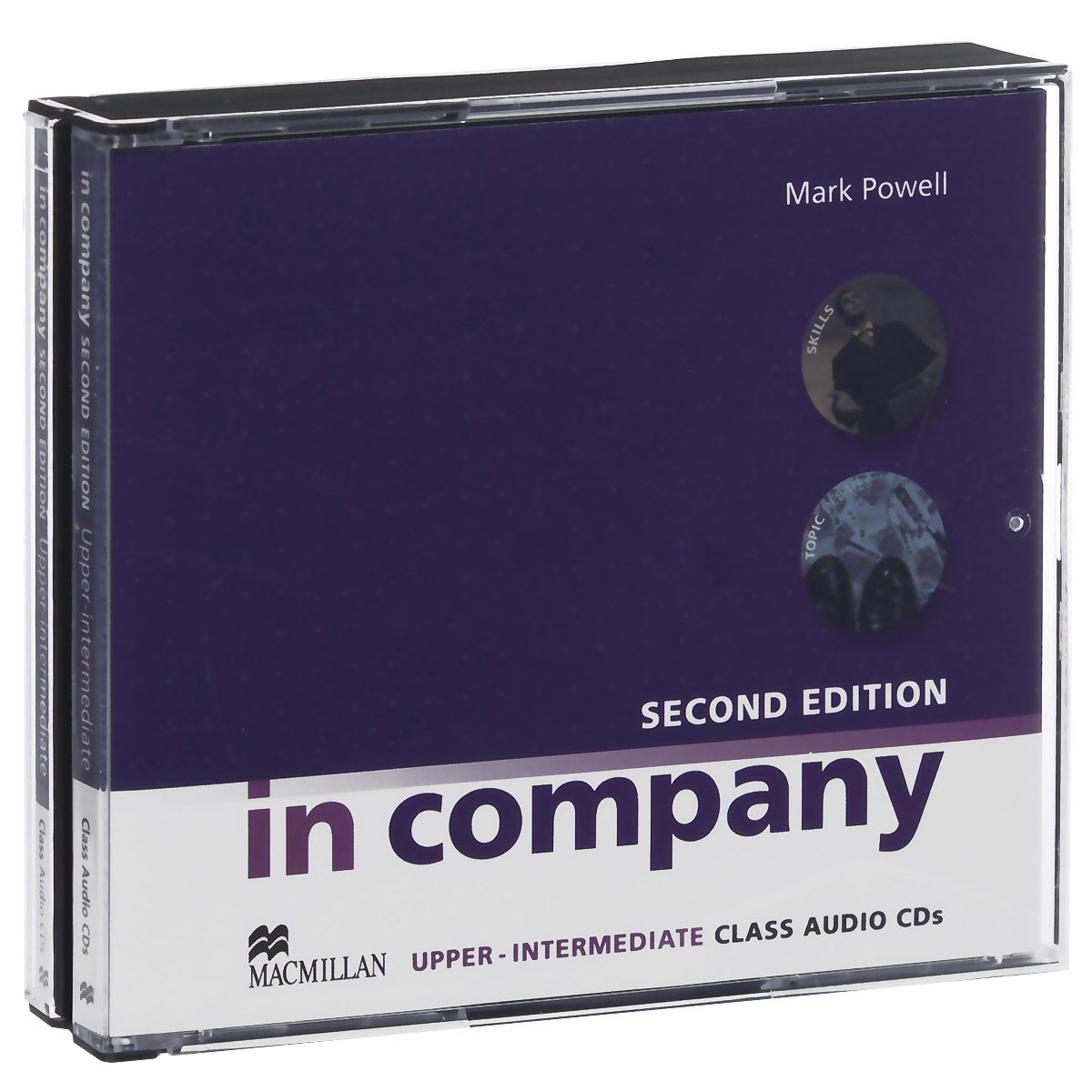 In Company: Upper-Intermediate: Class Audio CDs (аудиокурс на 4 CD) brook hart g clark d business benchmark 2nd edition upper intermediate bulats and business vantage teacher s resource book