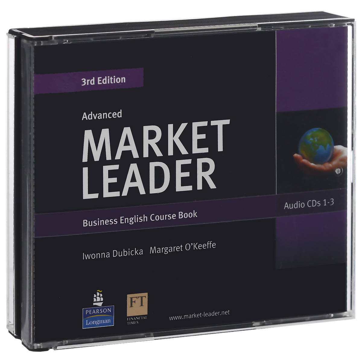 Market Leader: Advanced: Business English Course Book (аудиокурс на 3 CD) business english handbook advanced cd