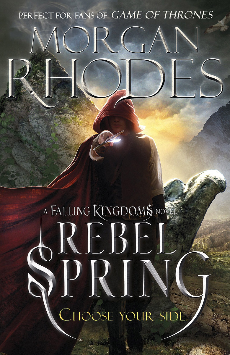 Falling Kingdoms: Rebel Spring falling kingdoms rebel spring