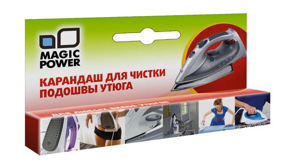 Мелок для чистки подошвы утюга Magic Power мелок для чистки подошвы утюга magic power