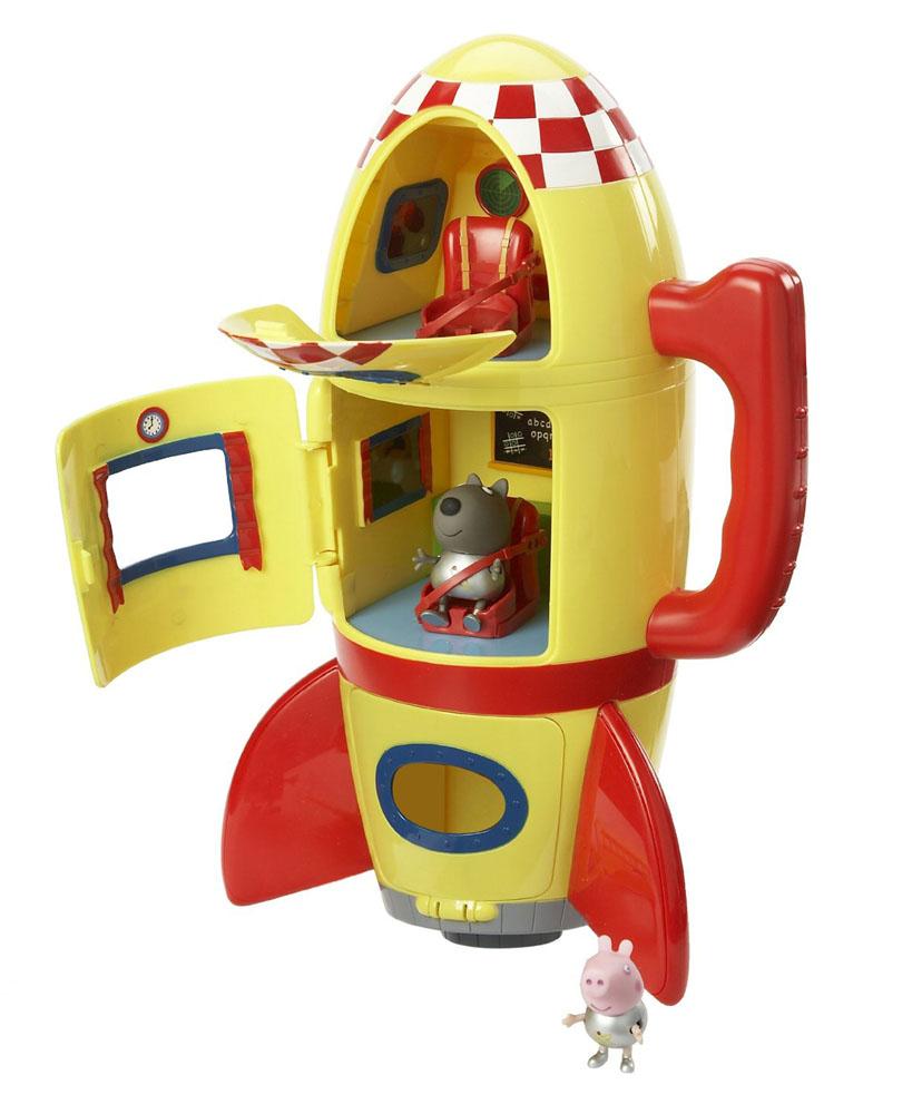 Игровой набор Peppa Pig Космический корабль Пеппы redwood игровой набор набор корабль призрак