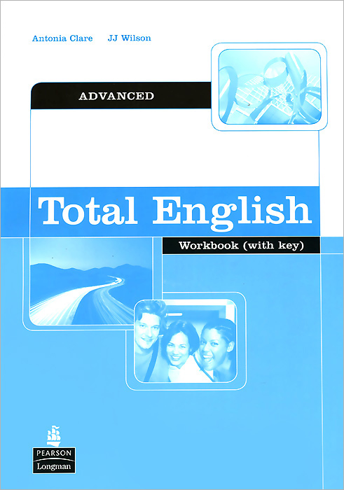 Total English: Advanced: Workbook with Key new total english intermediate workbook with key cd