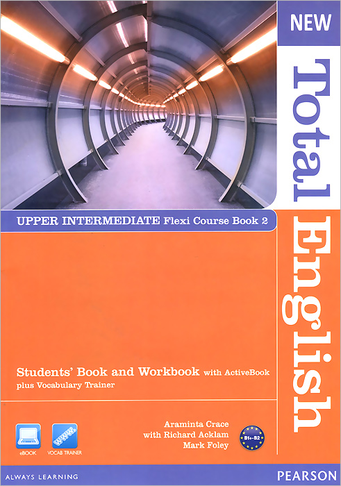New Total English: Upper Intermediate (+ CD-ROM) new total english intermediate workbook with key cd