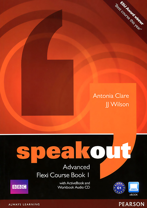 Speakout: Advanced: Flexi Course Book 1 (+ 2 CD-ROM)