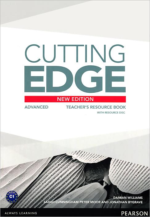 Cutting Edge: Advanced: Teacher's Resource Book (+ CD-ROM) new cutting edge pre intermediate teacher s resource book cd rom