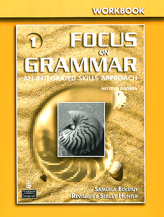 Focus on Grammar: An Integrated Skills Approach: Workbook stand collar color block and stripe splicing design long sleeve t shirt for men