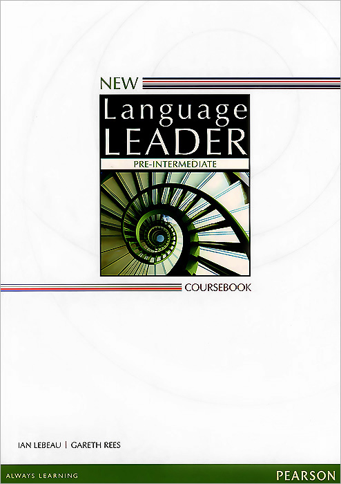 New Language Leader: Pre-Intermediate: Coursebook learning english language via snss and students academic self efficacy