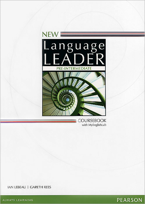 New Language Leader: Pre-Intermediate: Coursebook with MyEnglishLab learning english language via snss and students academic self efficacy