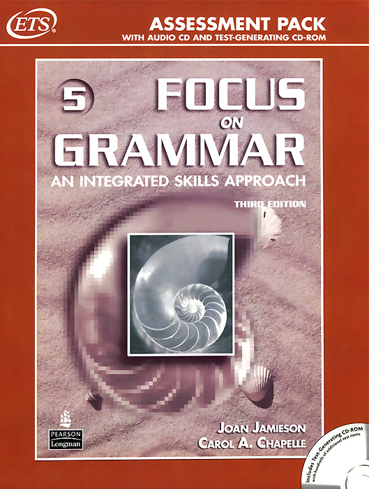 Focus on Grammar 5: An Integrated Skills Approach (+ 2 CD-ROM)