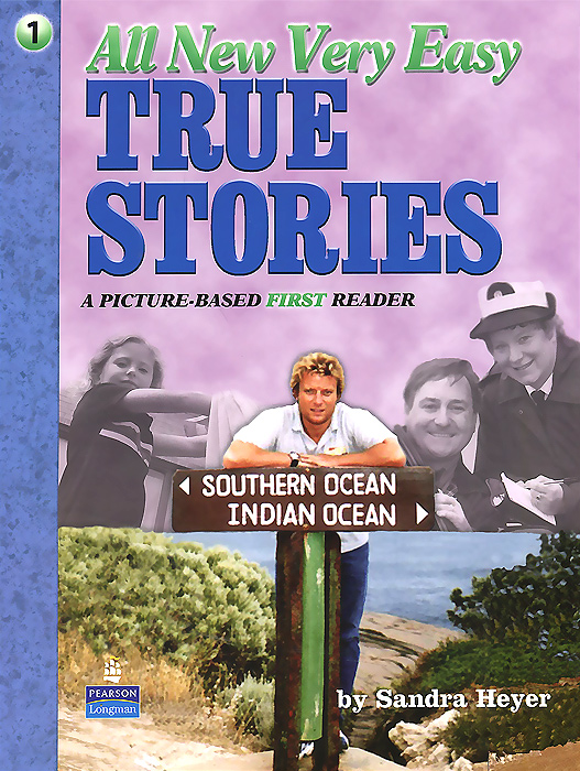 All New Very Easy True Stories: A Picture-Based First Reader uncanny stories