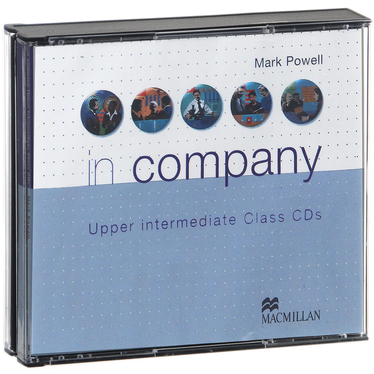 In Company: Upper-Intermediate (аудиокурс на 4 CD) powell m in company upper intermediate 2nd edition student book cd rom cef liver в2 с1
