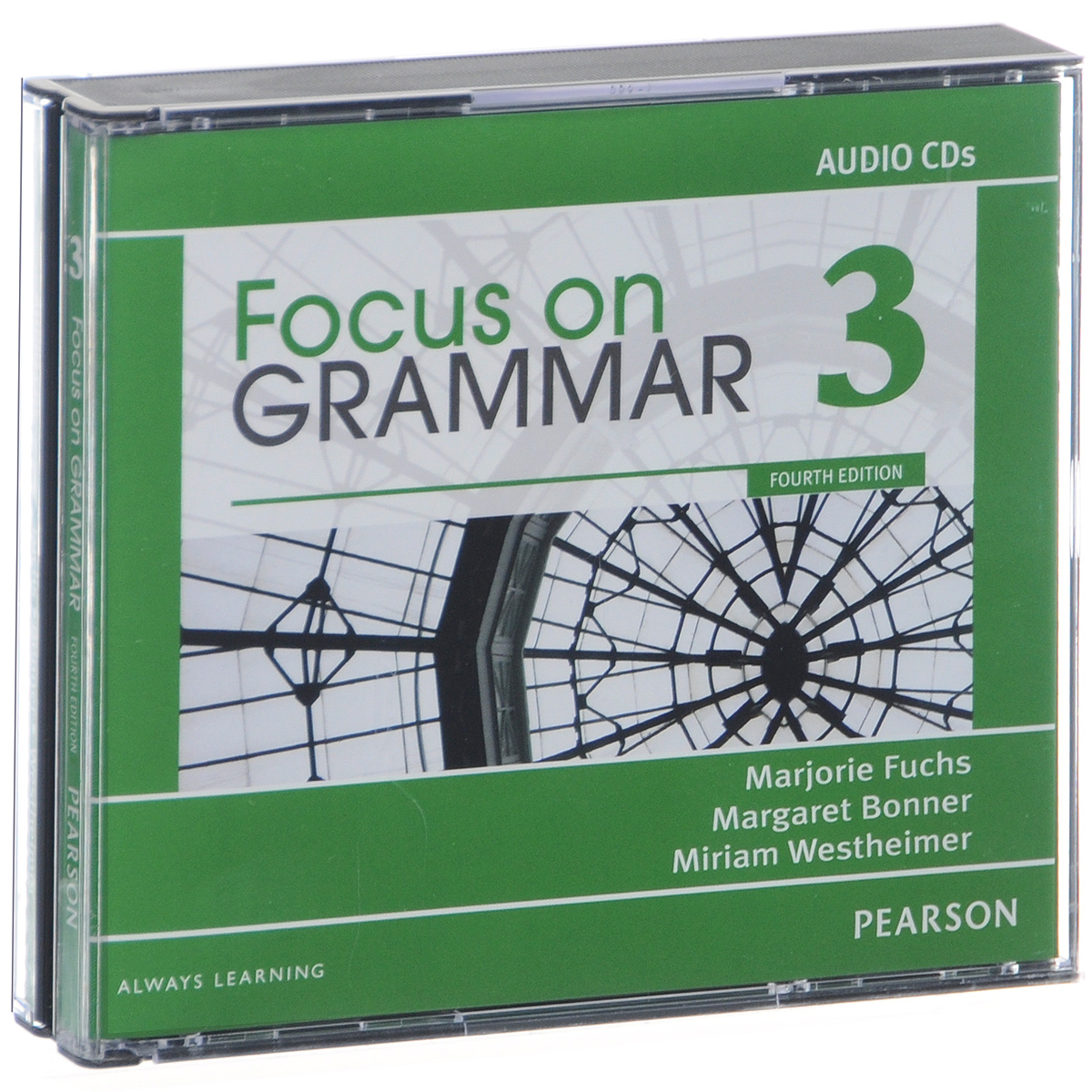 Focus on Grammar 3: Audio CDs (аудиокурс на 3 CD)