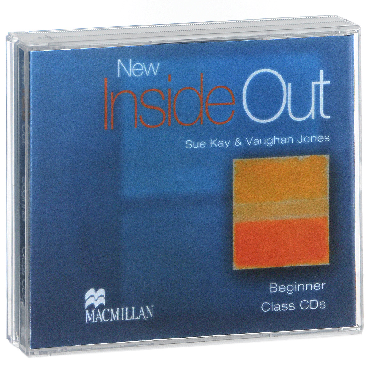 New Inside Out: Beginner: Class CDs (аудиокурс на 3 CD) new inside out pre int cl cd x3