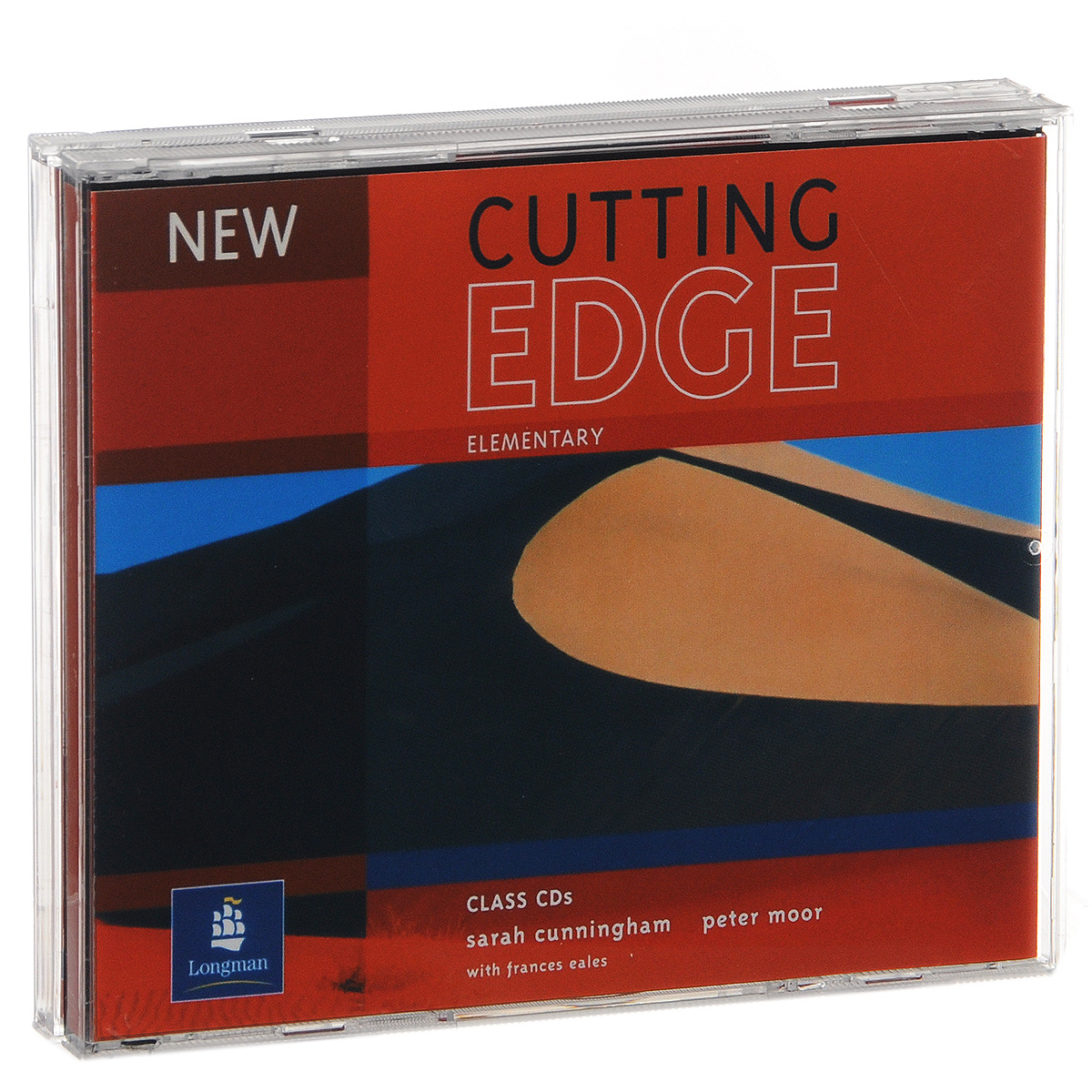 New Cutting Edge: Elementary: Class CDs (аудиокурс на 2 CD) cutting edge elementary active teach аудиокурс на cd rom