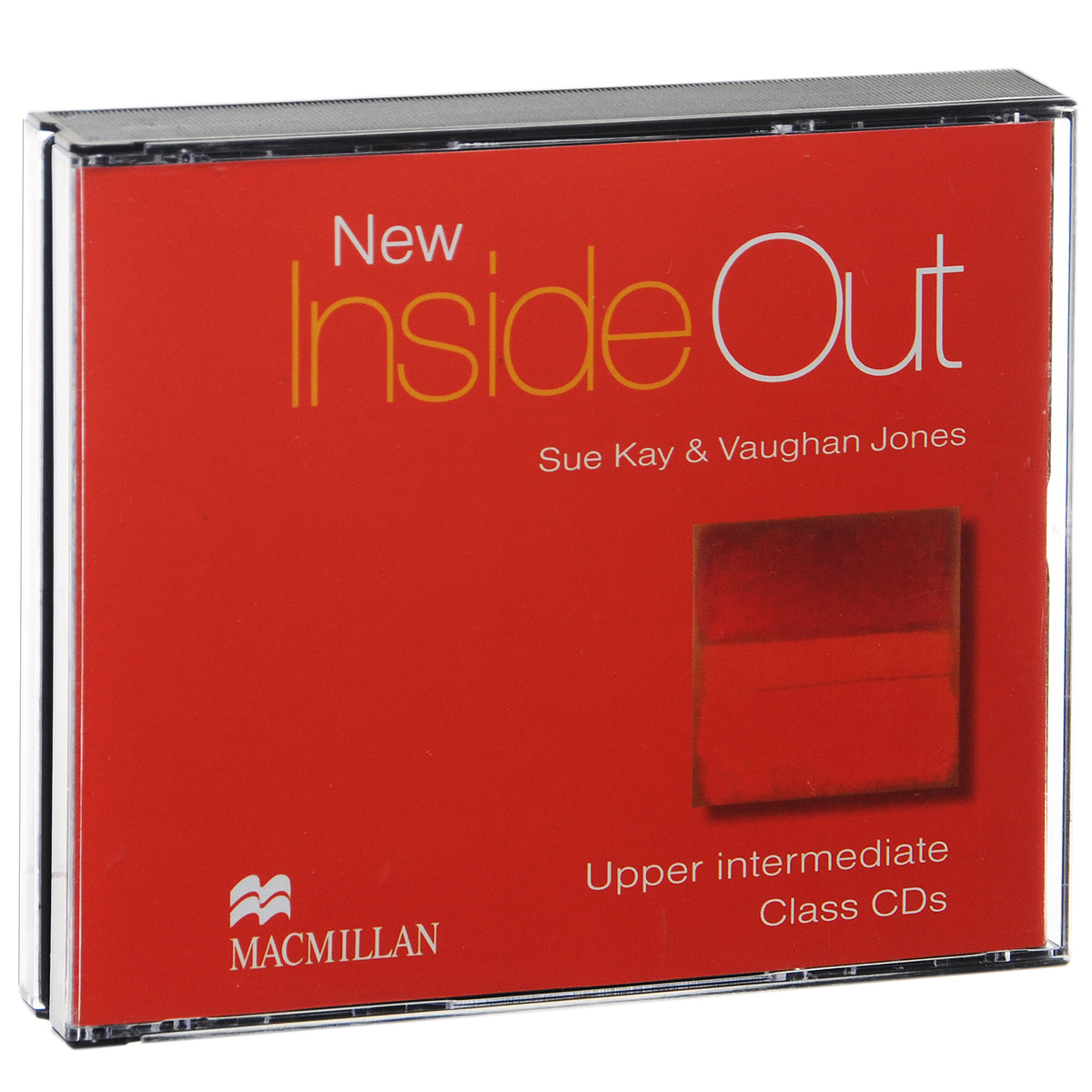 New Inside Out: Upper-Intermediate: Class CDs (аудиокурс на 3 CD) soars l new headway upper intermediate class audio cds 4th edition