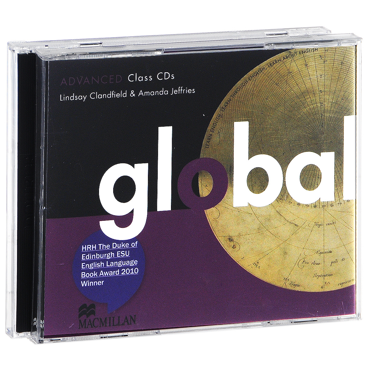 Global: Advanced (аудиокурс на 2 CD)
