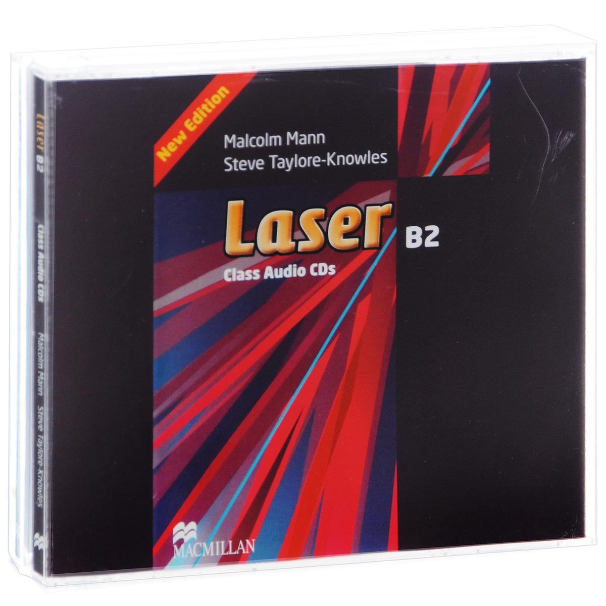 Laser: B2 (аудиокурс на 4 CD)