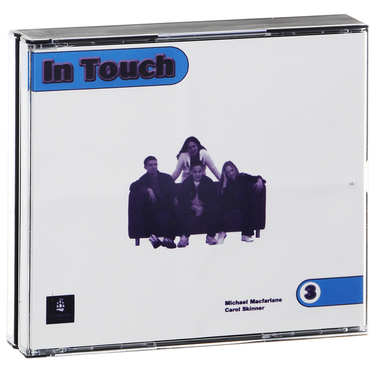 In Touch 3 (аудиокурс на 3 CD) pws6600s p 5 7 inch 320 240 touch screen hmi new in box