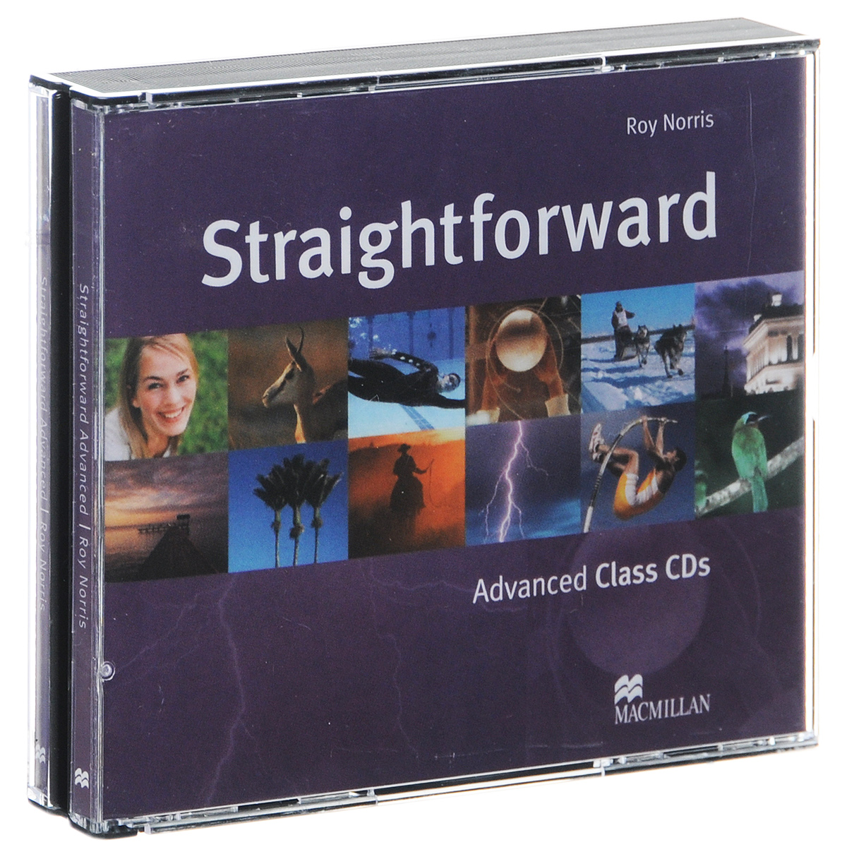 Straightforward Advanced: Class CDs (аудиокурс на 3 CD) kerr ph jones c straightforward 2ed int class audio cds