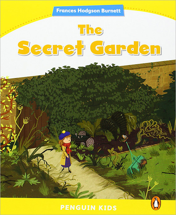 Secret Garden: Level 6 tilly and friends who s hiding