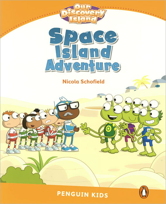 Space Island Adventure: Level 3 natives and aliens