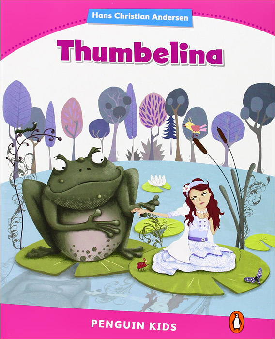 Thumbelina a light in the window