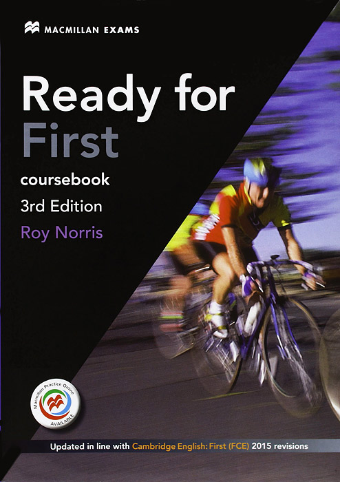 Ready for First: Coursebook objective first 4 edition student s book without answers cd rom