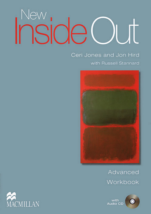New Inside Out: Advanced: Workbook (+ CD-ROM) new inside out intermediate teacher s book cd rom