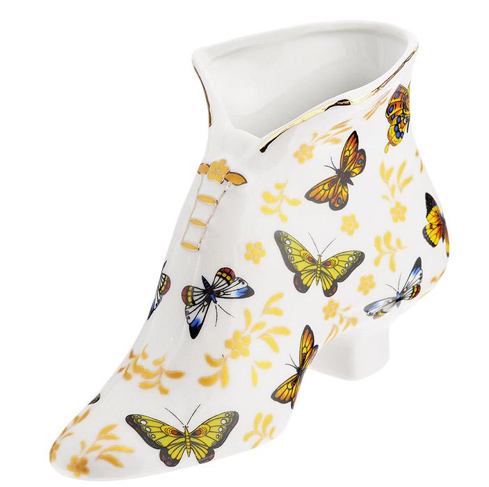 Салфетница Briswild Полет бабочек. 523-119 кружка заварочная briswild полет бабочек с ситом и ложкой 350 мл