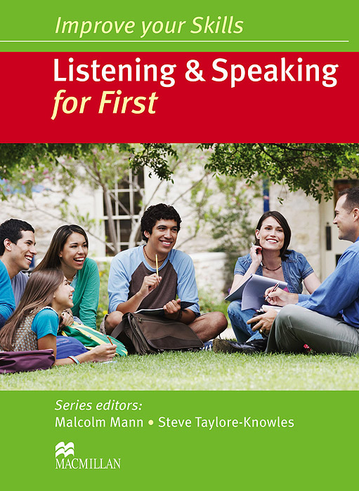 Listening & Speaking for First: Student's Book without Key (+ 2 CD-ROM) craven m cambridge english skills real listening