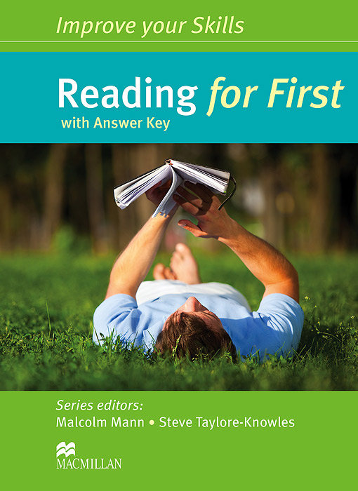 Reading for First: Student's Book with Answer Key oxford reading tree read with biff chip and kipper reading skills activity book