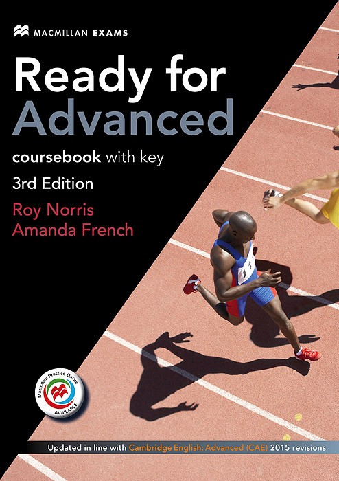 Ready for Advanced: Coursebook Book with Key (+ MPO) global advanced coursebook