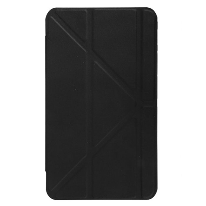 IT Baggage Hard Case чехол для планшета Samsung Galaxy Tab 4 8, Black + пленка protective pu leather case stand w auto sleep cover for samsung galaxy tab pro t320 8 4 black