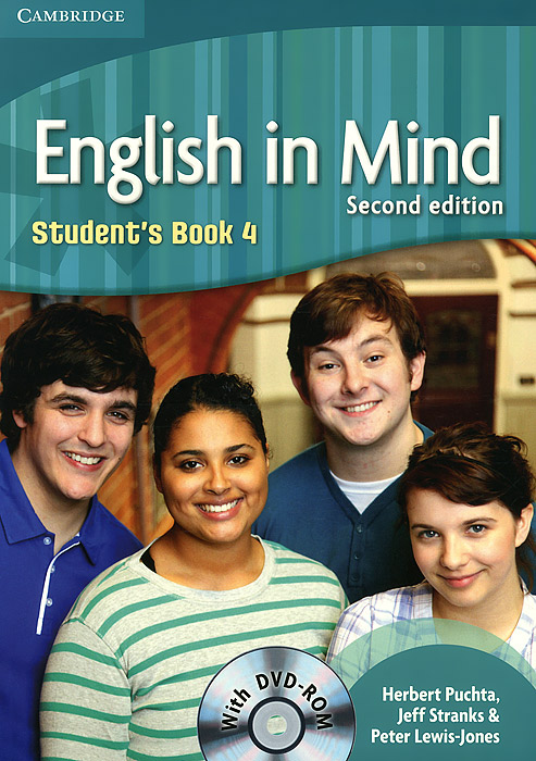 English in Mind: Level 4: Student's Book (+ DVD-ROM) cambridge essential english dictionary second edition