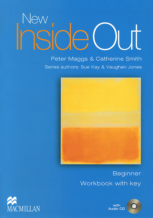 New Inside Out: Beginner: Workbook with Key (+ CD) global beginner workbook cd key