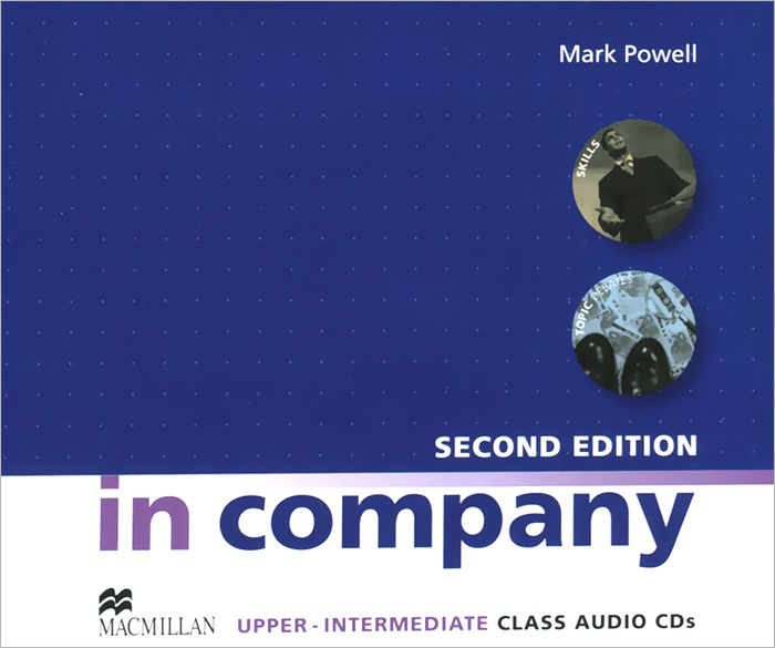 In Company: Upper-Intermediate: Class Audio CDs (аудиокурс на 4 CD) powell m in company upper intermediate 2nd edition student book cd rom cef liver в2 с1