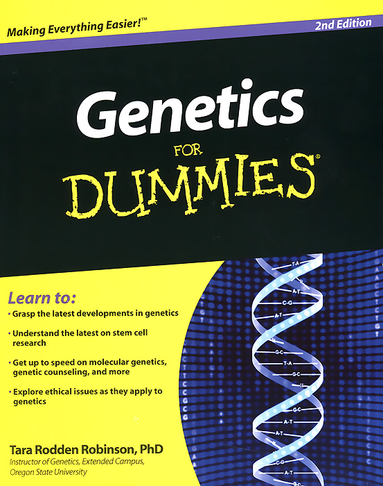 Genetics for Dummies vishal mali information retrieval system in human genetics
