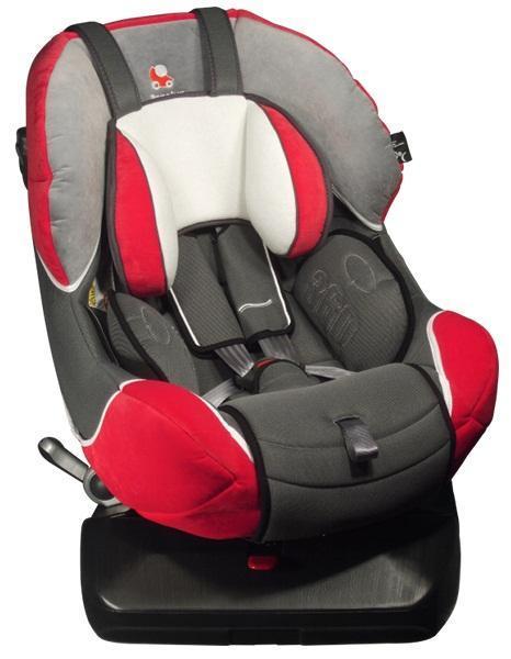 Renolux 360 Автокресло цвет красный от 0 до 18 кг -  Автокресла и аксессуары