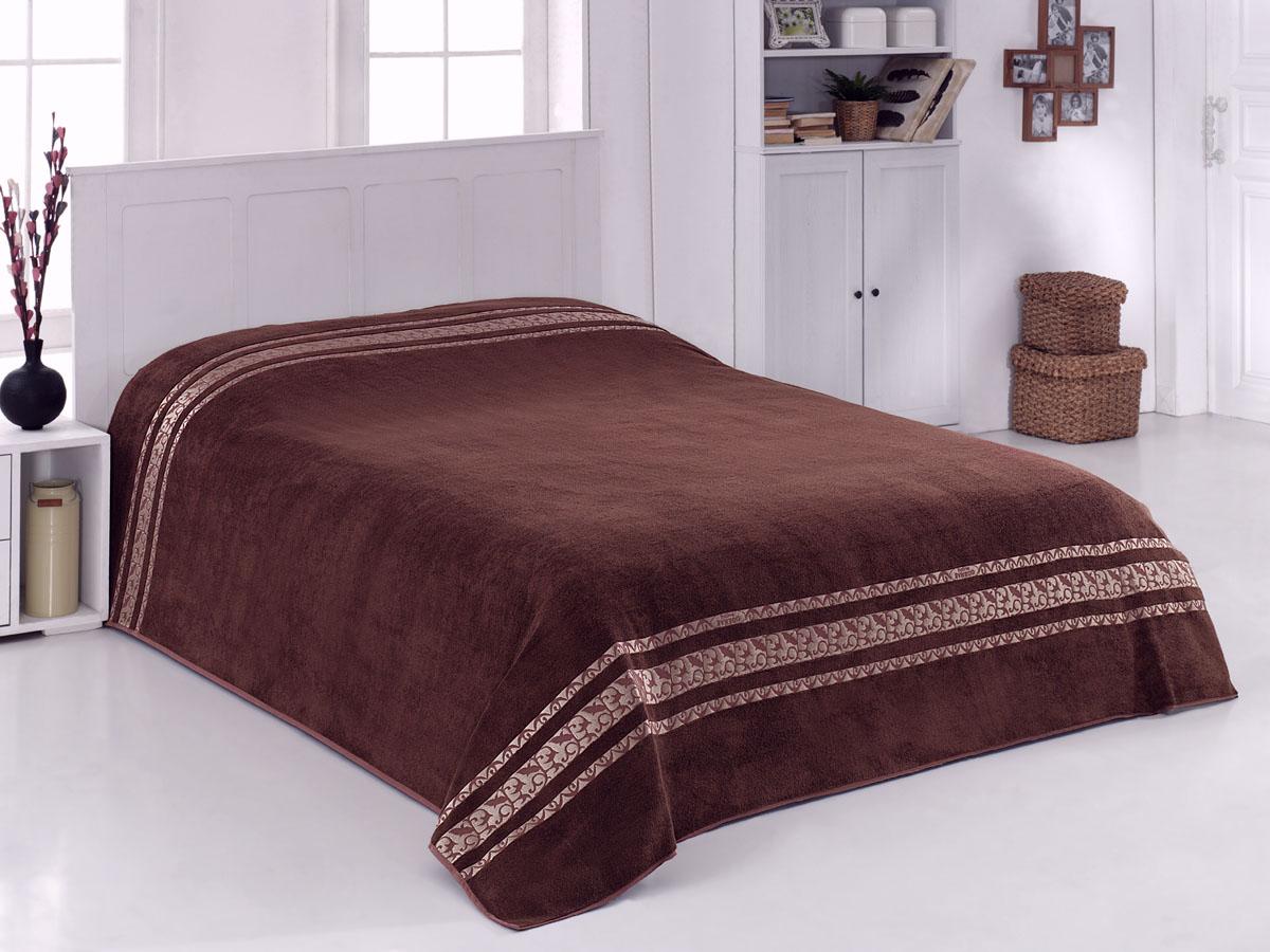 Простыня махровая Coronet Ottoman, цвет: коричневый, 200 х 220 смК-МПР-8021-09-06Мягкая махровая простыня Coronet Ottoman, выполненная из натуральных бамбуковых волокон, удивит Вас блеском и мягкостью. Простыня дарит нежное шелковистое прикосновение, обладает легкостью и высокой гигроскопичностью. Сдержанный дизайн выглядит очень уютным и домашним, он создаст в Вашем доме волшебную атмосферу тепла и уюта. Махровая простыня Coronet Ottoman станет достойным выбором для вас и приятным подарком для Ваших близких. Простыня упакована в стильную подарочную коробку с прозрачной стенкой.
