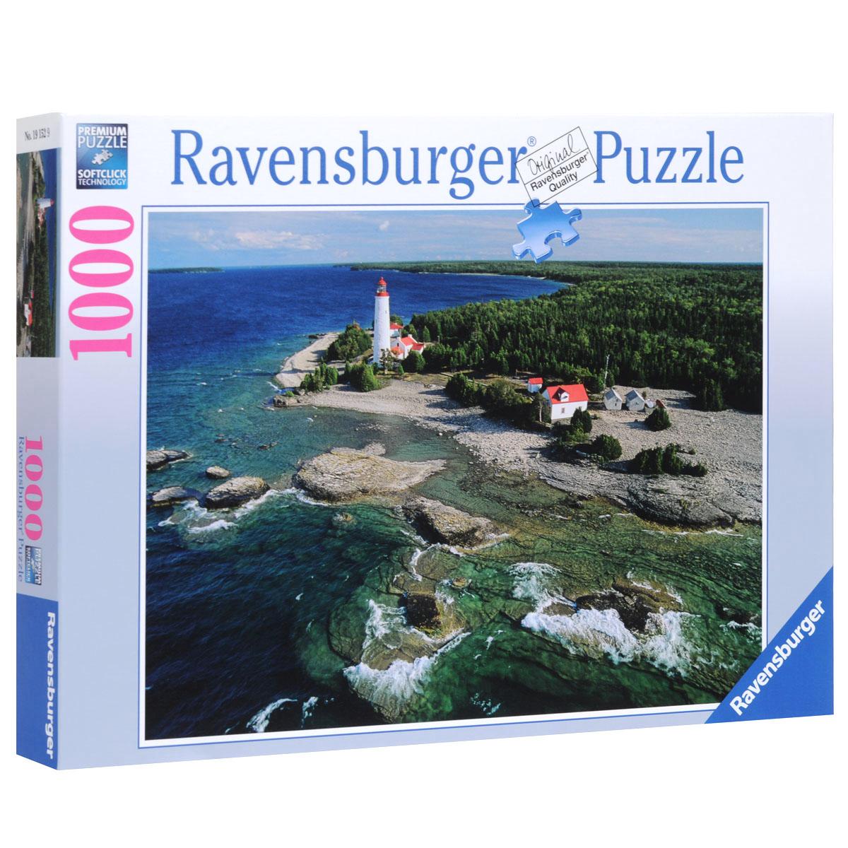 Ravensburger Маяк на полуострове Брус. Пазл, 1000 элементов