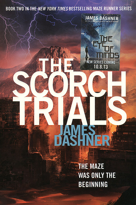 The Scorch Trials dashner j the scorch trials book 2