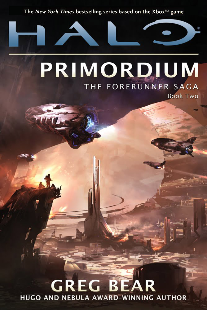 Halo: Primordium: Forerunner Saga: Book 2 handbook of the exhibition of napier relics and of books instruments and devices for facilitating calculation