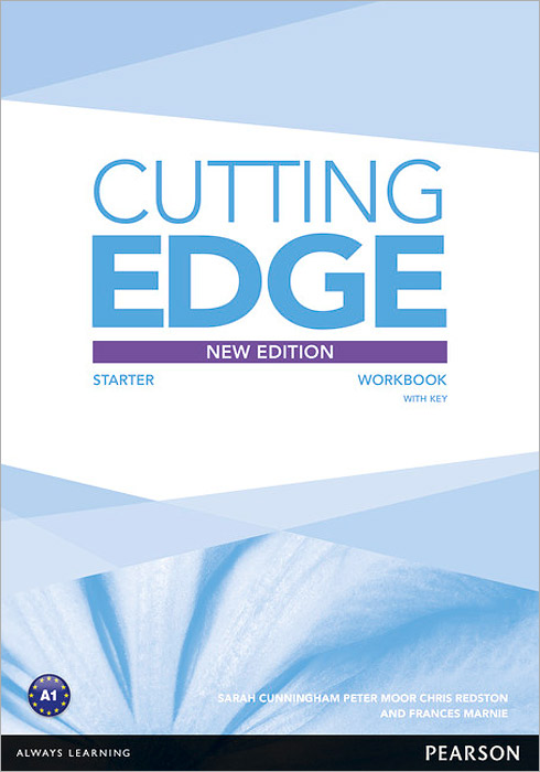 Cutting Edge: Starter: Workbook with Key цена 2017