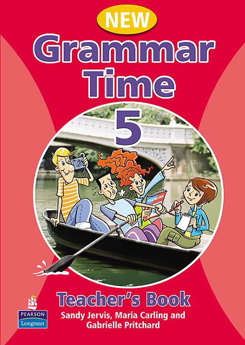 Grammar Time: Level 5: Teachers Book new grammar time 1 cd rom