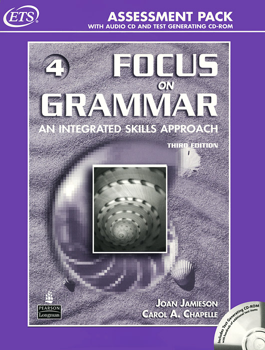 Focus on Grammar 4: An Integrated Skills Approach (+ 2 CD-ROM) kid s box levels 1 2 tests cd rom and audio cd