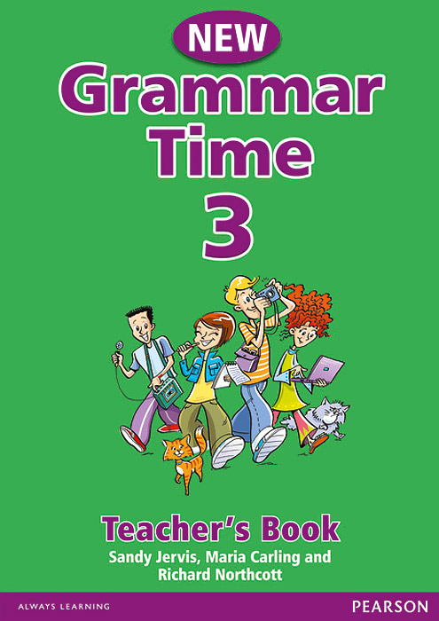 New Grammar Time 3: Teacher's Book super grammar practice book level 3